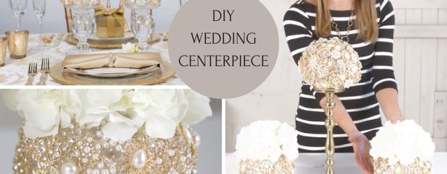 Diy Wedding Decor Ideas Diy Wedding Centerpiece Wedding Decoration Ideas Diy Bling