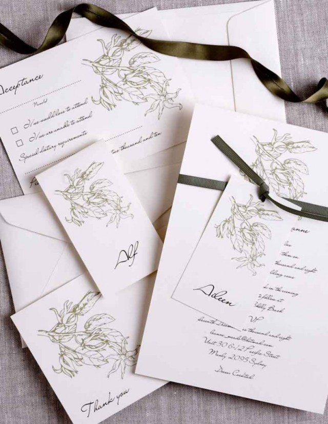 Diy Wedding Invitation Ideas 25 Cool Diy Wedding Invitation
