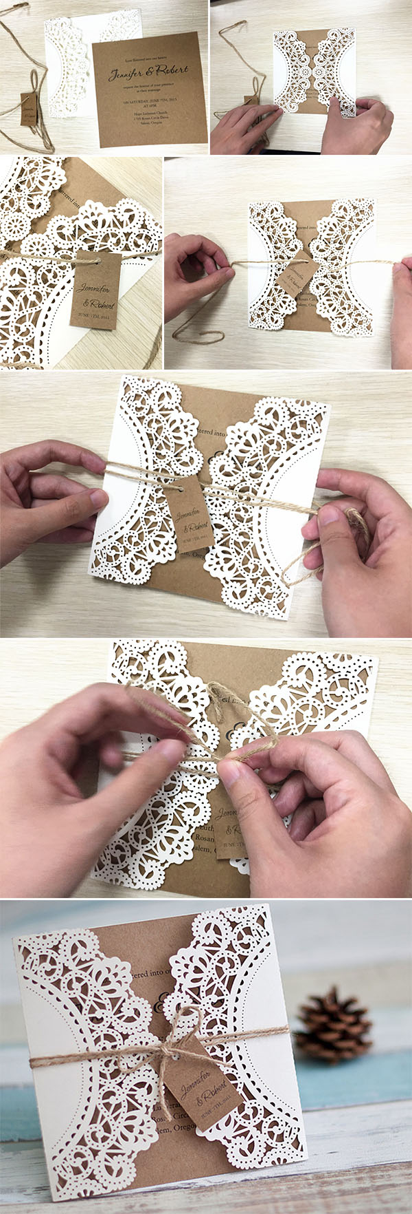 Diy Wedding Invitations Ideas Diy Wedding Ideas 10 Perfect Ways To Use Paper For Weddings
