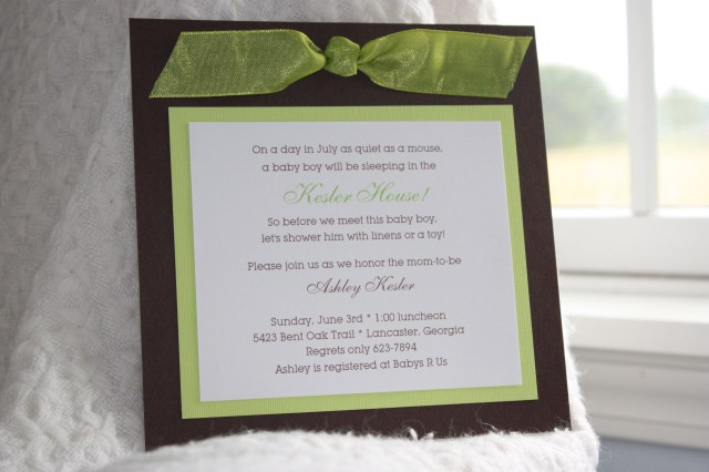 Diy Wedding Invitations Kits Ba Shower Diy Invitation Kits Fresh Diy Bridal Shower Invitations