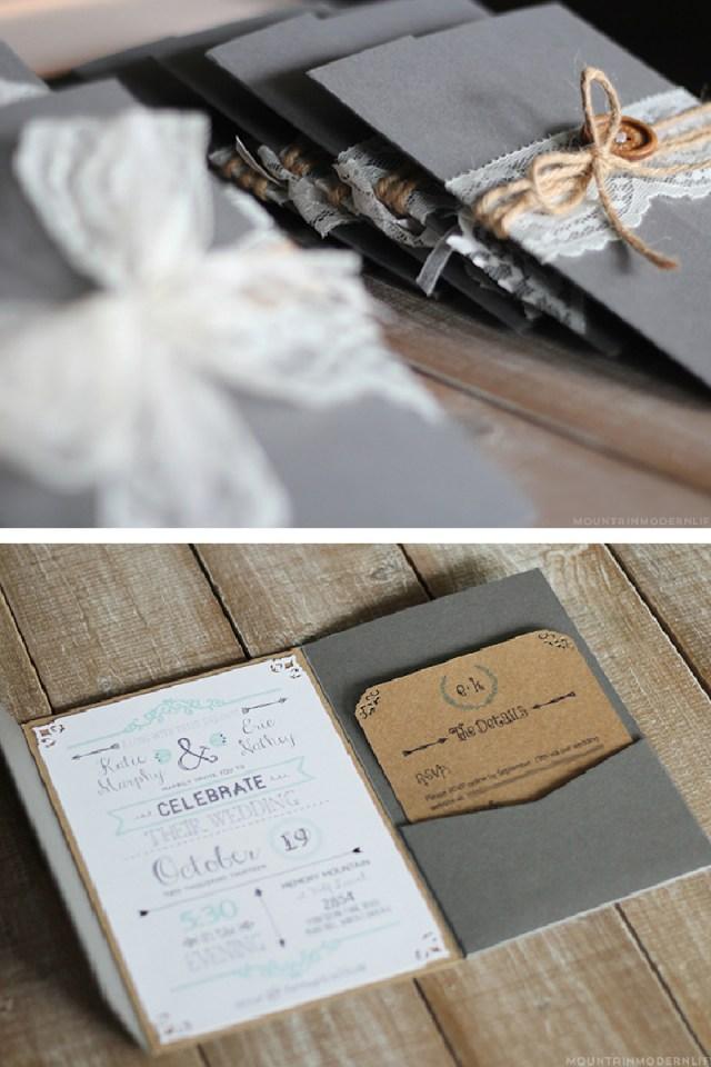 Diy Wedding Invitations Templates Free Wedding Invitation Template Mountainmodernlife
