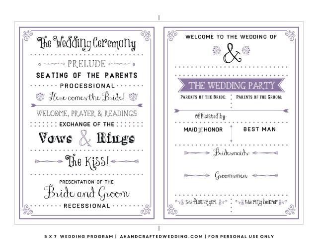 Diy Wedding Invitations Templates Free Wedding Printables Templates Diy Wedding Invitations Template