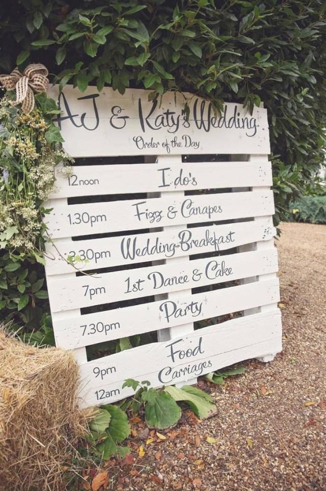 Diy Wedding Signs Best Wedding Signs 31 Wedding Signs You Will Love Confetticouk