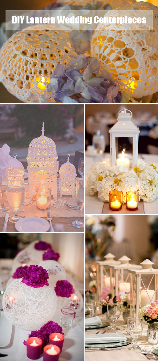 Diy Wedding Tables 40 Diy Wedding Centerpieces Ideas For Your Reception Tulle