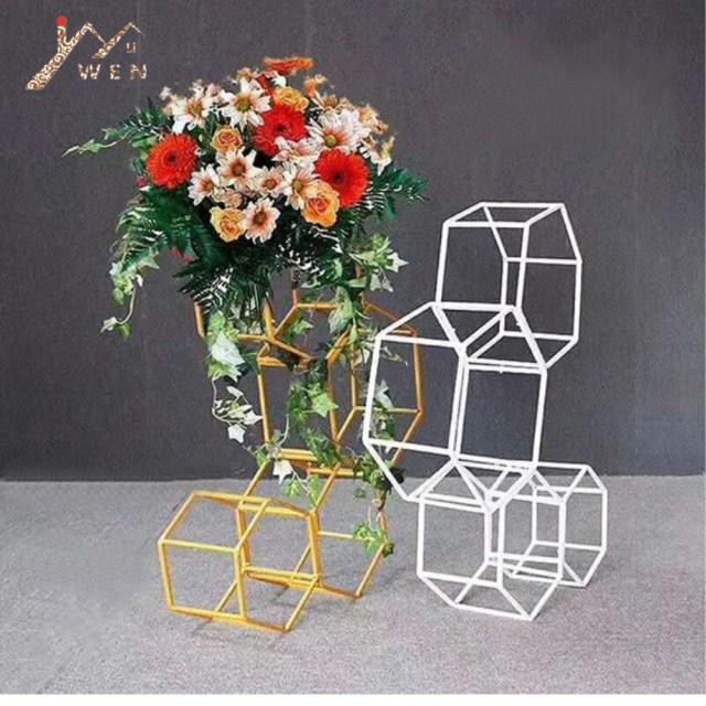 Diy Wedding Vases Detail Feedback Questions About 4pcs Floor Vases Flowers Vase Column