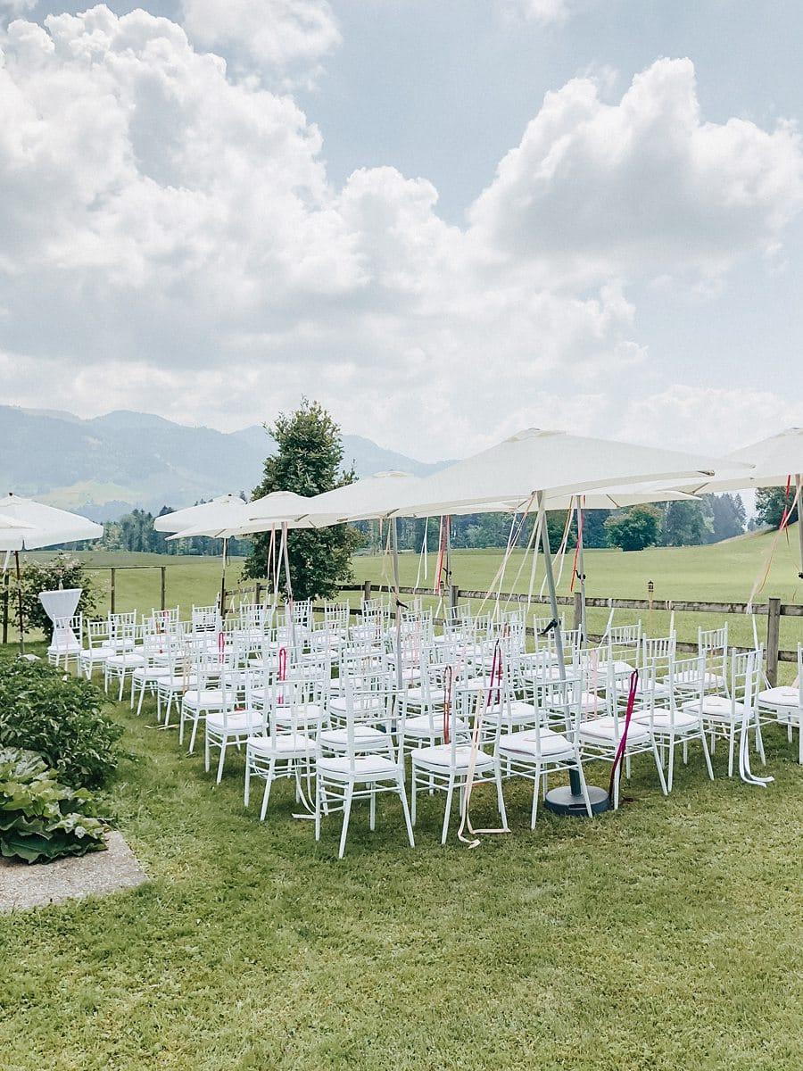 Dream Wedding Decorations A Summer Dream Wedding On The Schaufelberg In Zricher Oberland With
