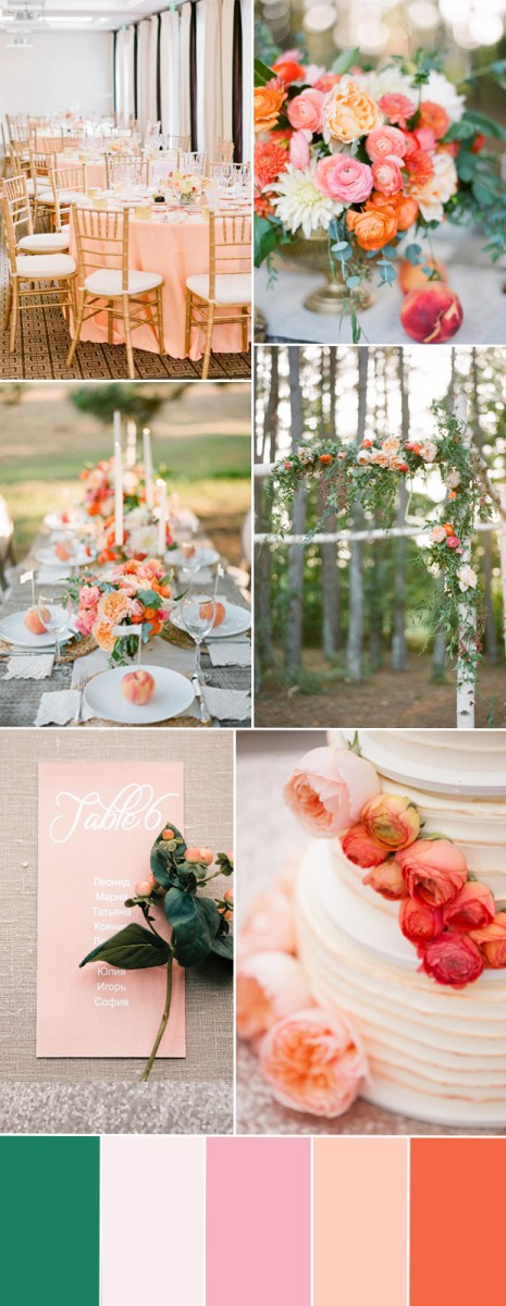 Dream Wedding Decorations Five Popular Shades Of Pink Color Ideas For Your Dream Wedding 2015