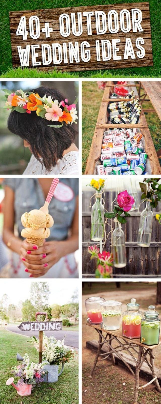 Dyi Wedding Ideas 40 Breathtaking Diy Vintage Ideas For An Outdoor Wedding Cute Diy