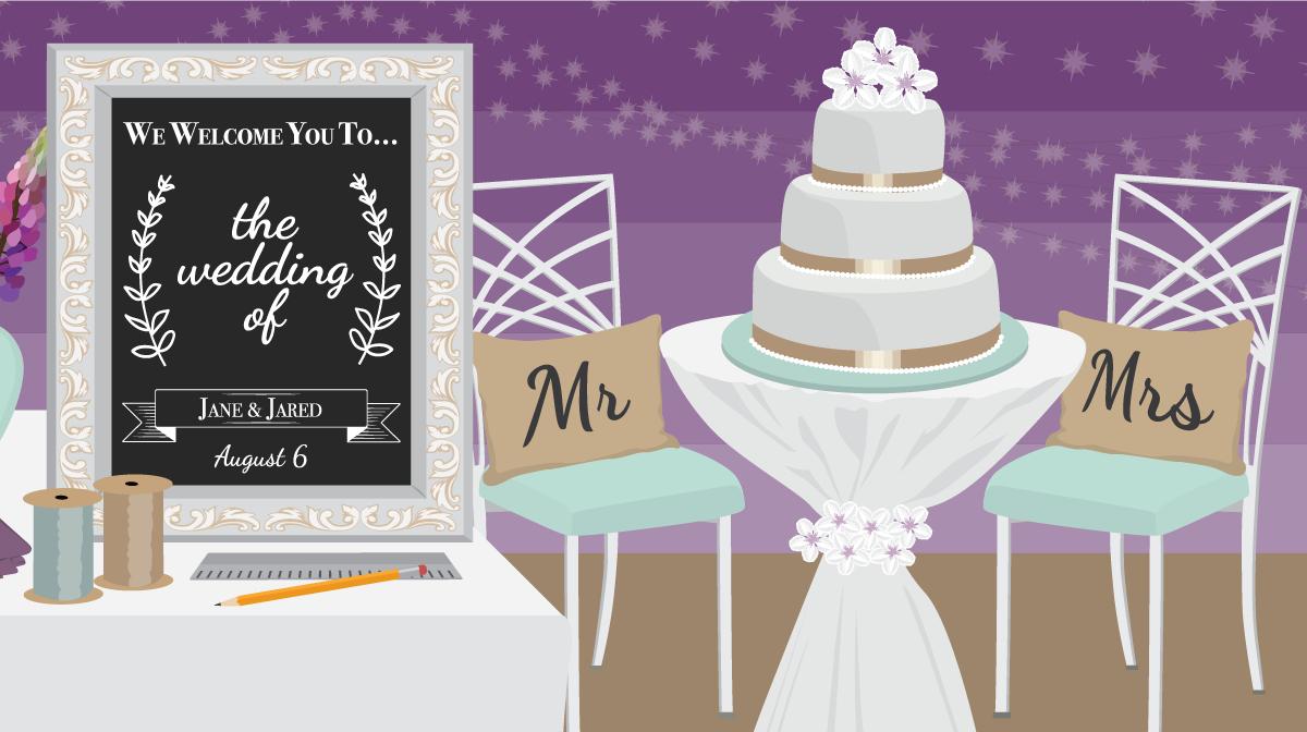 Easy Diy Wedding Decorations Do It Yourself Wedding Decor Fix