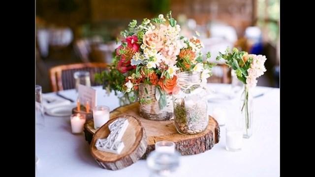 Easy Diy Wedding Decorations Easy Diy Ideas For Rustic Wedding Decorations Youtube