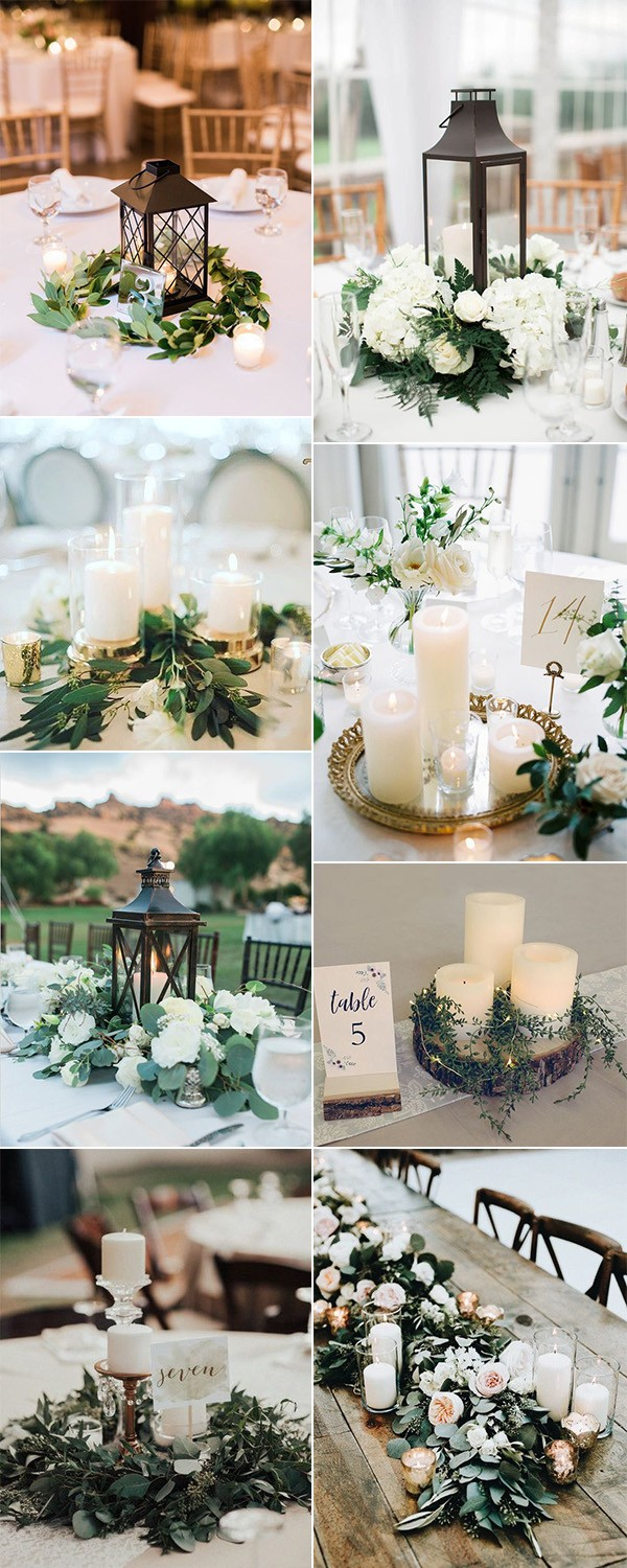 Elegant Wedding Ideas 15 Simple But Elegant Wedding Centerpieces For 2019 Trends