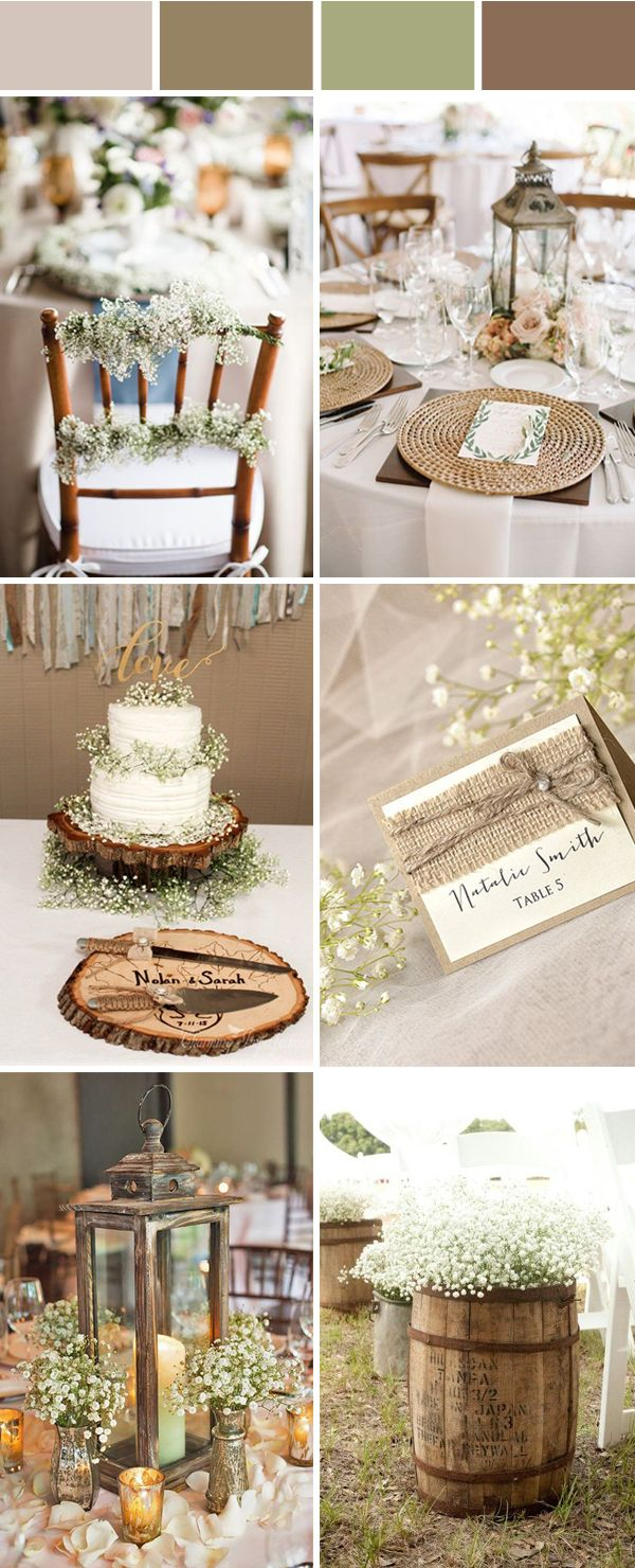 Elegant Wedding Ideas Elegant Weddings Elegant Rustic Wedding Ideas With Basbreath