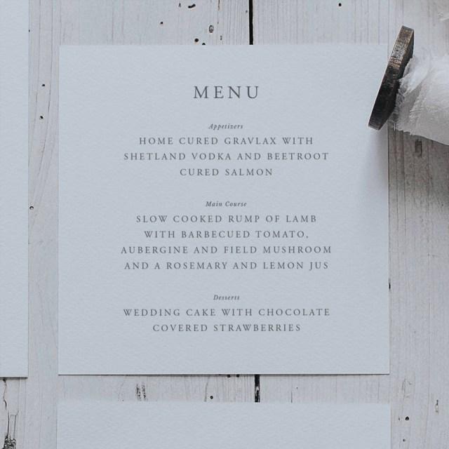 Elegant Wedding Invitation Elegant Square Wedding Invitation Set Lilac White