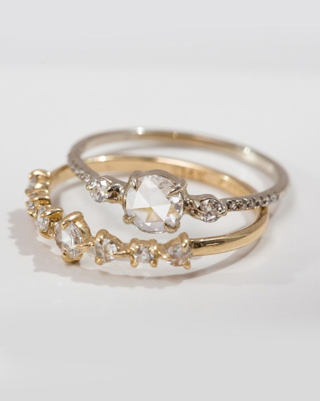 Engagement And Wedding How To Clean Your Engagement Or Wedding Ring At Home Glamour