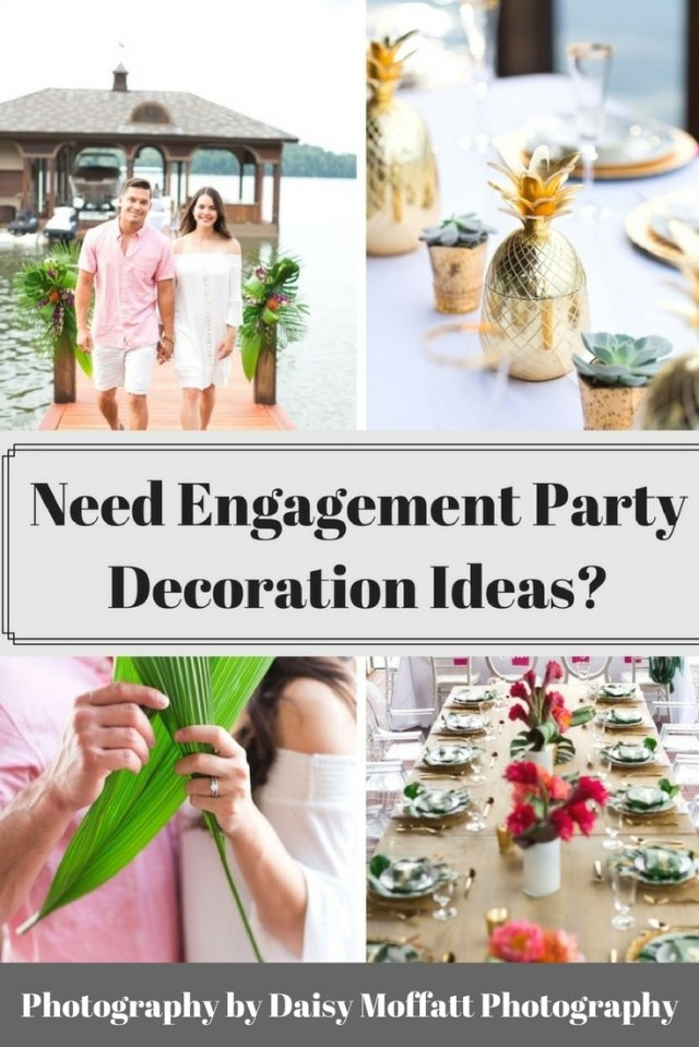 Engagement Decoration Ideas Stuck For Engagement Party Decoration Ideas Check These Out Cake