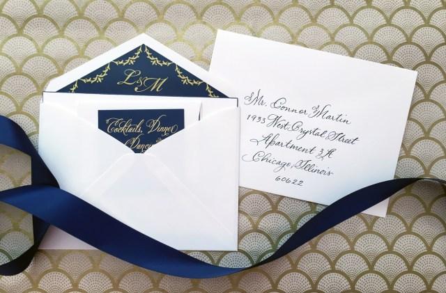 Envelopes For Wedding Invitations Addressing Inner Envelopes Todays Weddings