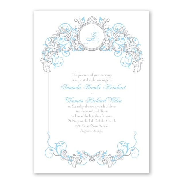 Fairytale Wedding Invitations Fairytale Wedding Invitations Invitations Dawn