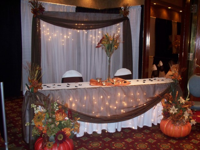 Fall Wedding Decoration Ideas 30 Genius Fall Wedding Decor Ideas That Will Give You Inspirational
