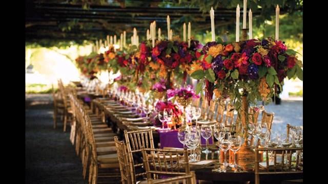 Fall Wedding Decorations Elegant Fall Wedding Ideas Youtube