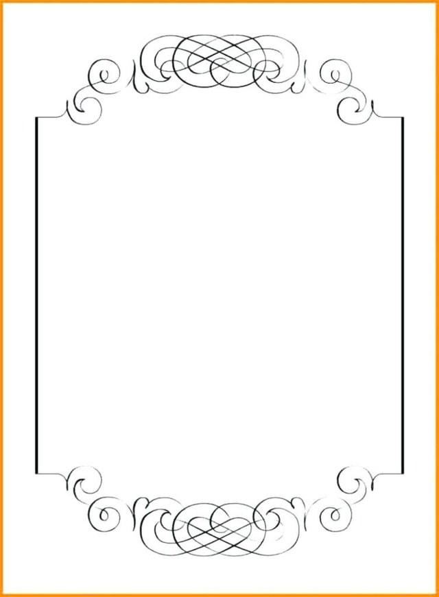 Free Printable Wedding Invitation Templates For Word 20 Free Wedding Invitation Templates Printables Cafecanon