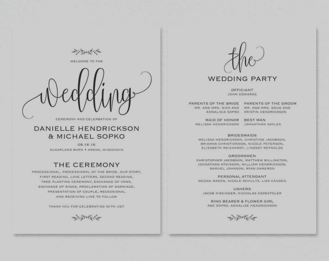 Free Wedding Invitation Templates For Word 2019 Free Wedding Invitation Templates For Word
