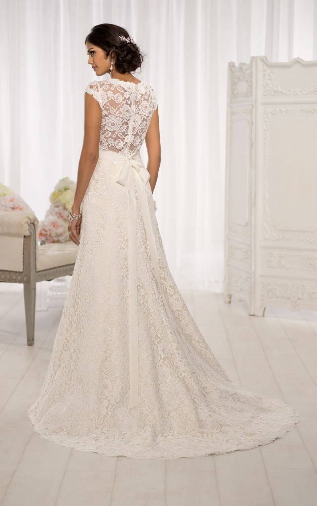 Future Wedding Ideas Wedding Ideas Strapless Wedding Dress With Lace Overlay