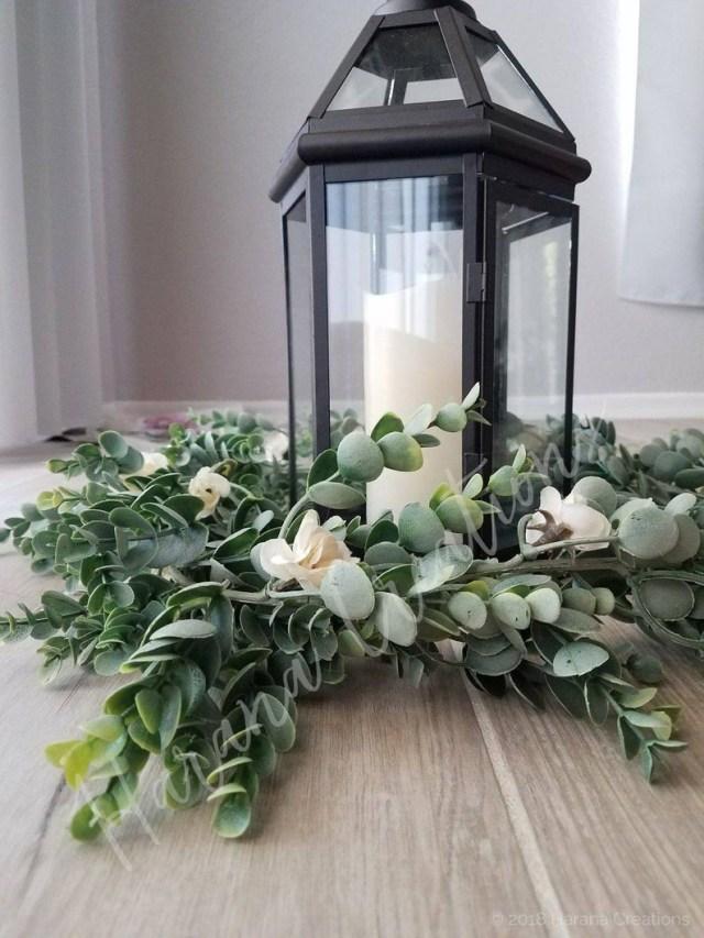 Garland Wedding Decor Eucalyptus Garland Wedding Decor Floral Centerpiece Backdrop Etsy