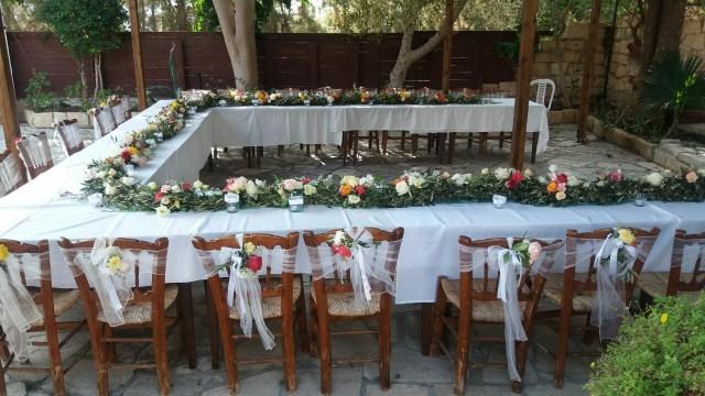 Garland Wedding Decor Olive Garland Wedding Decor Flowers And Style