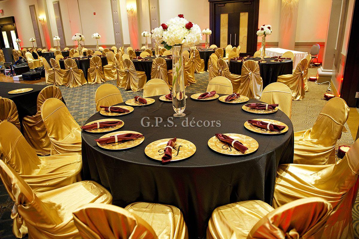 Gold Wedding Decor Indian Wedding Decor Gps Decors