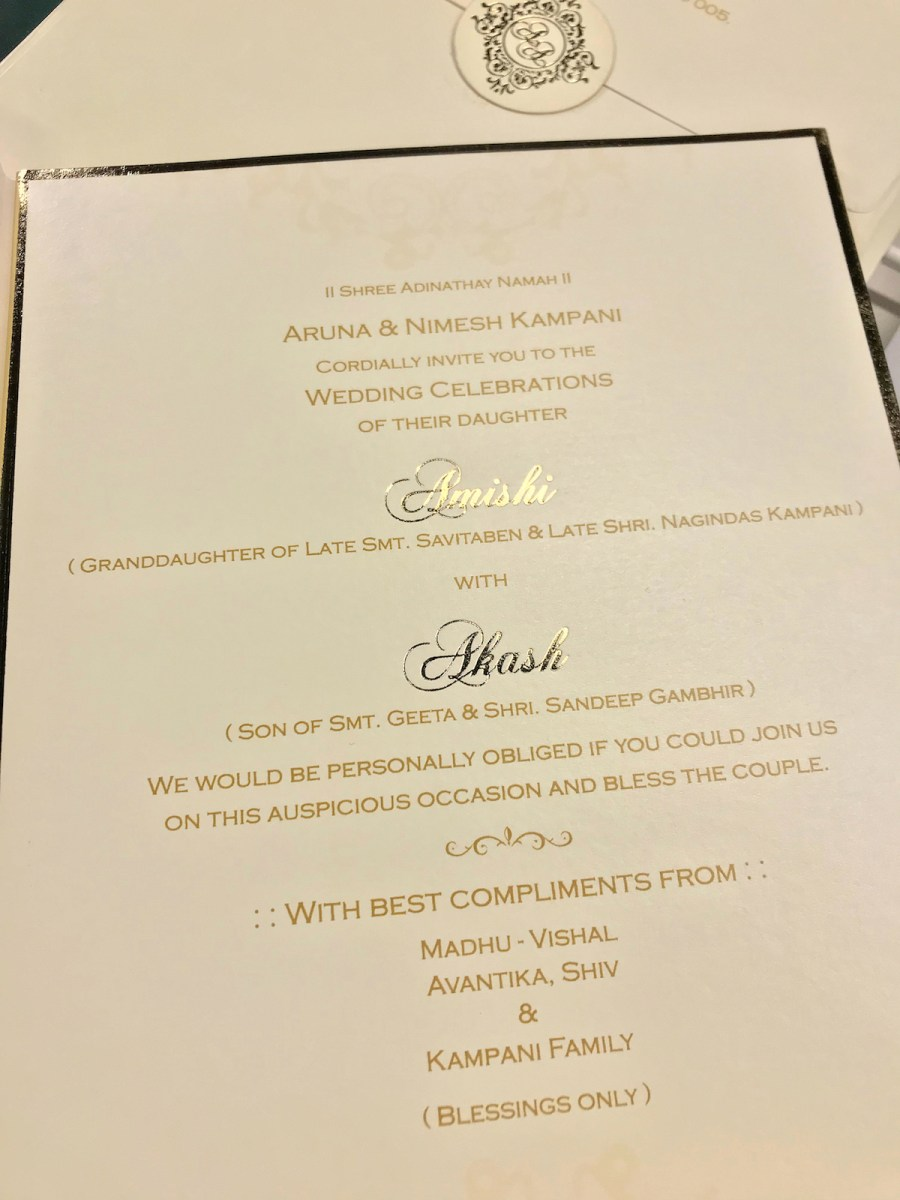 Indian Wedding Invitation Indian Wedding Invitation Wording In English What To Say Guide