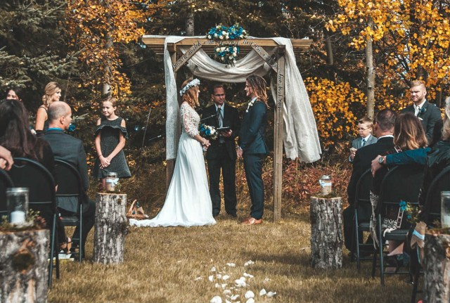 Intamite Wedding Ceremony 25 Intimate Small Wedding Ideas And Tips Shutterfly