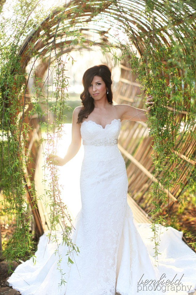 Jessicas Wedding Ideas Benfield Photography Blog Jessicas Bridal Portrait At Botanical