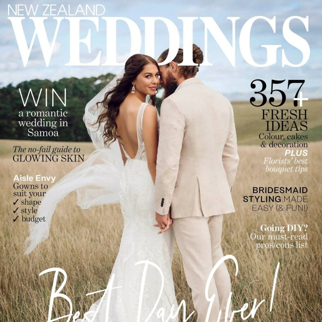 Jessicas Wedding Ideas New Zealand Weddings Magazine Issue 65 Jessica Bridal