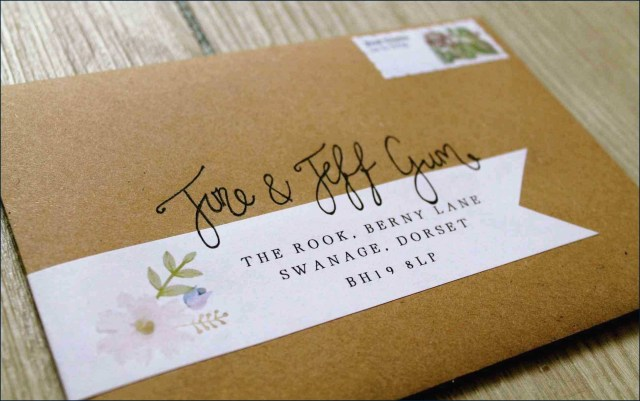 Labels For Wedding Invitations 41 Luxury Of Clear Mailing Labels Label Design Ideas