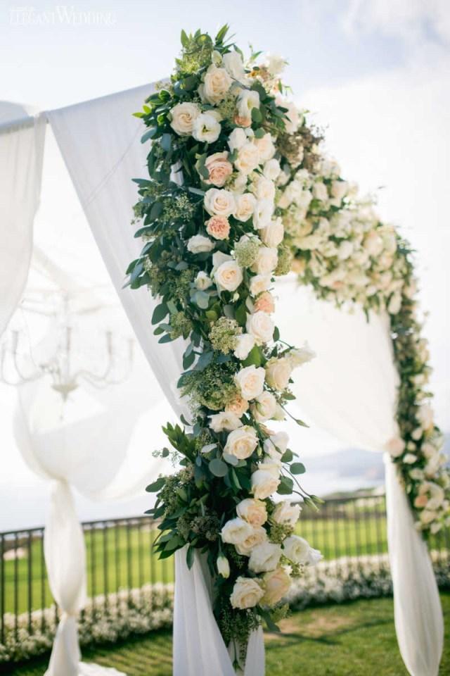 Luxury Wedding Decor Luxury Wedding Decor In Blush Elegantweddingca