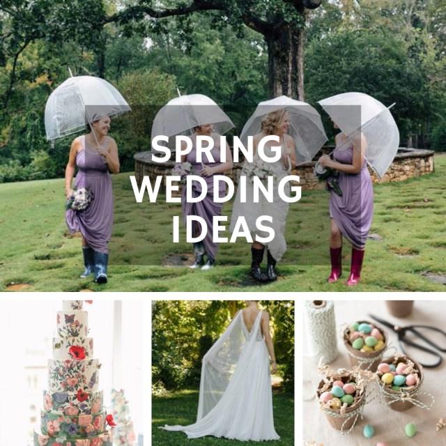 May Wedding Ideas Malvern Weddings Spring Wedding Ideas