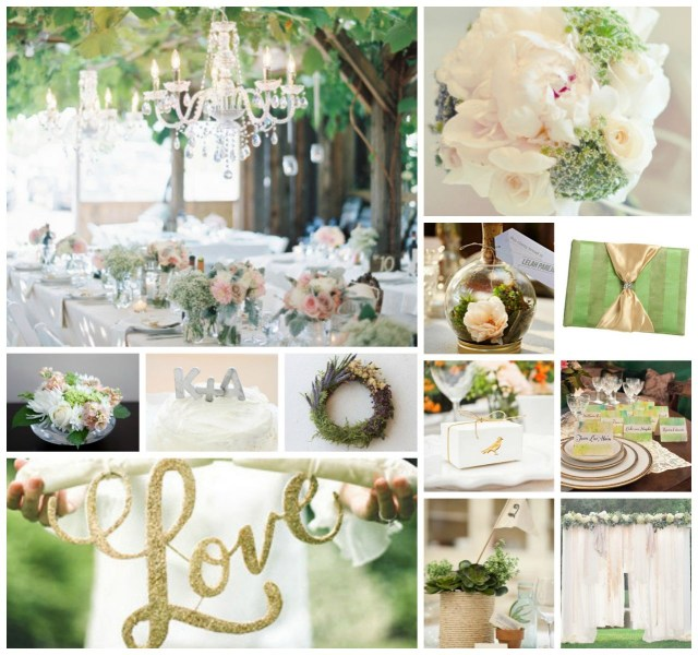May Wedding Ideas Wedding Color Schemes Neutrals Allfreediyweddings