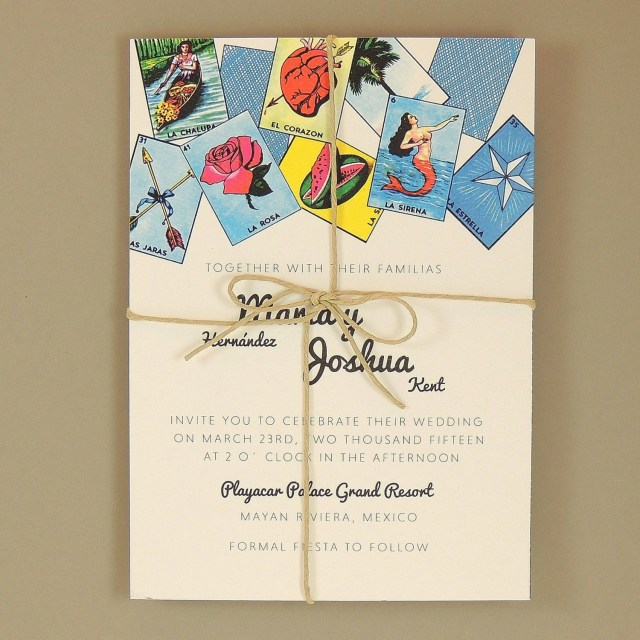 Mexican Wedding Invitations Mexican Wedding Invitations Marina Gallery Fine Art