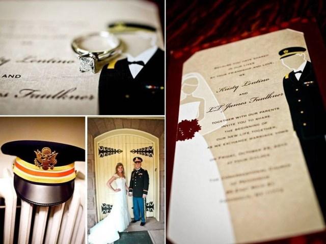 Military Wedding Invitations 206458 Military Wedding Invitations Wedding Printable Invitation And