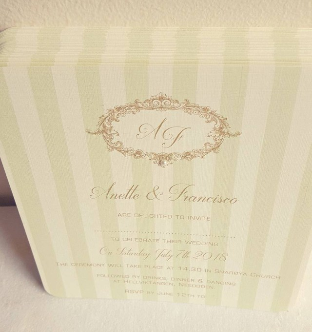 Minted Wedding Invitations Gold And Mint Wedding Invitations Beautiful Day