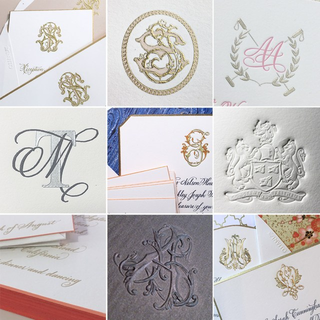 Monogram Wedding Invitations Bellinvito Updates Formal Wedding Invitation Trends Dos And Donts