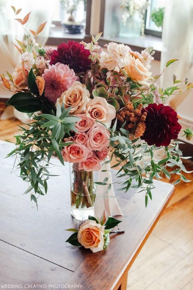 Mums Wedding Decor Rustic Fall Wedding Centerpieces Floral Decorations Creativo Loft