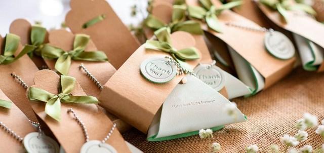 Original Wedding Ideas 20 Creative Wedding Giveaway Ideas For A Perfect Day