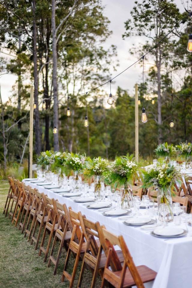 Outdoor Wedding Ideas Australian Outdoor Wedding Ideas With Greenery Polka Dot Bride