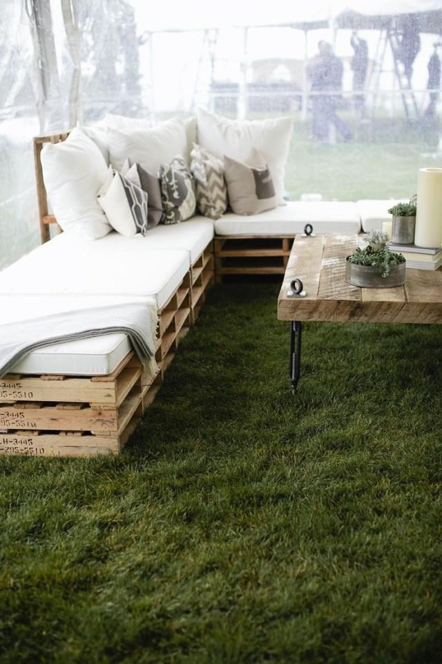 Pallets Wedding Ideas 5 Diy Wood Pallet Ideas For Your Wedding