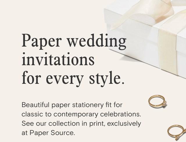 Paperless Wedding Invitations Paperless Post Paper Wedding Invitations Meet Your Match Milled