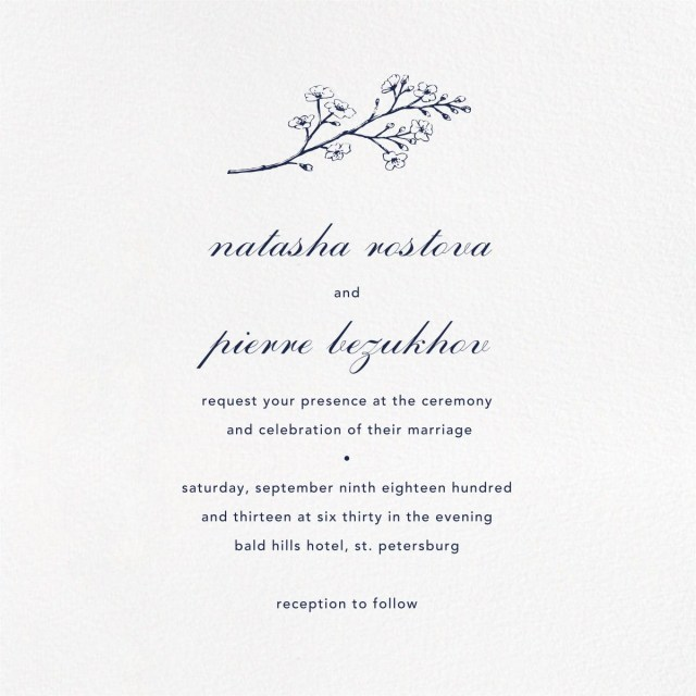 Paperless Wedding Invitations Paperless Post White Square Paperless Post Wedding