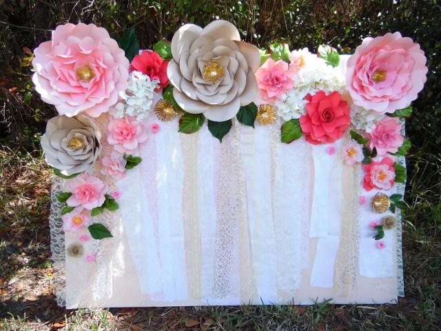Photobooth Wedding Ideas Floral Photobooth Idea Shaadiwish