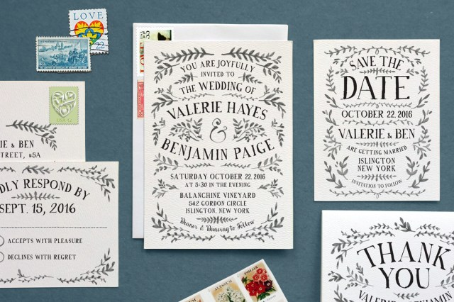 Pinterest Wedding Invitations Affordable Wedding Invitations From Printable Press