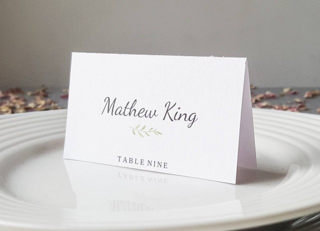 Placecards Wedding Diy Wedding Place Cards Place Names Place Card Wedding Seating Etsy